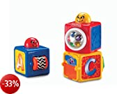 Fisher-Price 74121 - Cubi da gioco