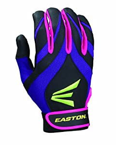 Buy Easton Synergy II Fastpitch Batting Gloves by Easton