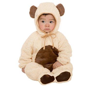Charades Oatmeal Bear Halloween Costume 6-18M