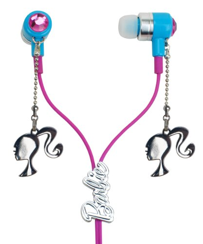 Digital Blue BB26150 Barbie Pinktastic Earbuds