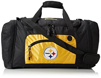 NFL Pittsburgh Steelers Roadblock Duffle by Concept 1