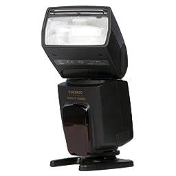 Yongnuo YN-568EX TTL Flash for Speedlite HSS Nikon D7000 D5200 D5100 D5000 Canon 7D, 60D, 600D, 650D Canon Flash 580EX II LF243