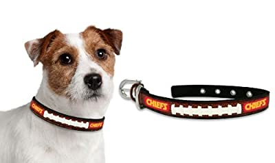 Kansas City Chiefs Dog Collar - Small (Please see item detail in description)