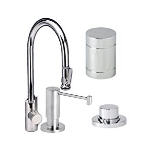 Waterstone 5700 4 Ss Extended Reach Plp Pull Down Faucet