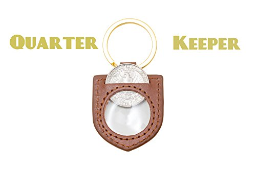quarter-keeper-genuine-leather-keychain-brown-holds-one-quarter-for-meters-change-or-shopping-cart-f