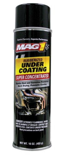 Mag 1 432 Rubberized Undercoating - 16 oz., (Pack of 12)