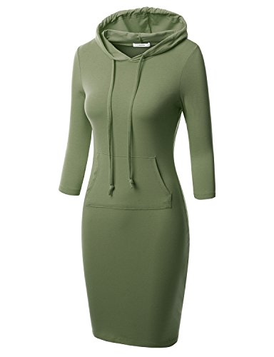 J.TOMSON Women's Bodycon 3/4