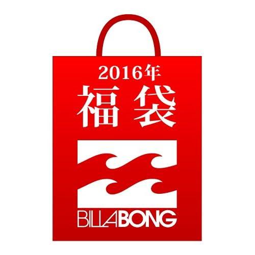 (ビラボン) BILLABONG 6点入り メンズ福袋 2016年 M マルチ