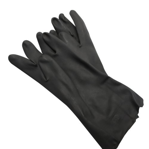 Dynamic Paint AF02808L Heavy Duty Industrial Gloves, Size Large, One Pair