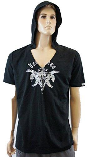 ROMAN WARRIOR -  T-shirt - Uomo nero X-Large