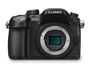 Panasonic DMC-GH4EB-K Compact System Camera (Body Only)