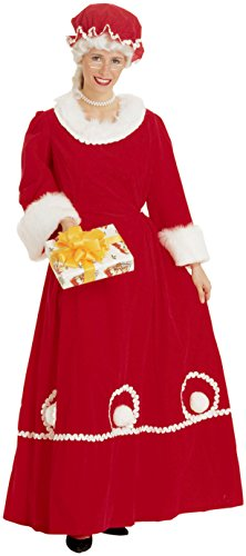 Rubie's Costume Co Women's Mrs. Santa Costume