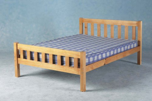 Home Comfort Carlow 4ft6 Double Bed Frame