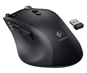 Logitech Wireless Gaming Mouse G700