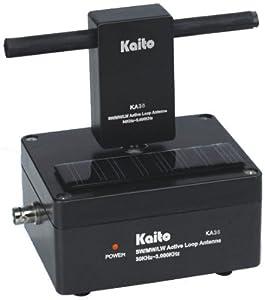 Kaito KA35 Solar Rechargeable AM/SW/LW Active Radio Antenna