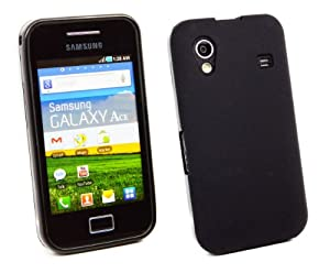 Amazon.com: Kit Me Out USA TPU Gel Case for Samsung Galaxy Ace S5830