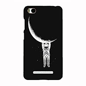 Back cover for Xiaomi Mi4i Hanging Astronut