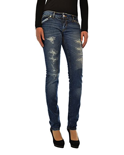 PINKO Jeans donna effetto delave (29)