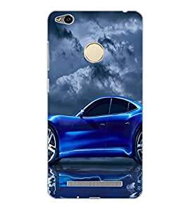 XIAOMI REDMI 3S PRIME CAR Back Cover by PRINTSWAG