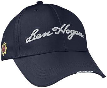 Ben Hogan Men's Golf Classic Cap, Peacoat, One Size