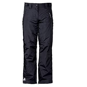 COX SWAIN women 2-layer ski snowboard functional trouser pant BASE LDT, Colour: Black, Size: XS