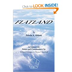 Flatland: An Edition with Notes and Commentary (Spectrum) by Edwin A. Abbott,&#32;William F. Lindgren and Thomas F. Banchoff