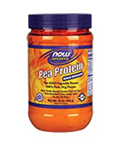 Now Foods Pea Protein Supplement, 0.97 Pound
