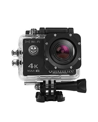 Pixturize Action Camera Xtreme Sports Pix 4K Wifi Nero