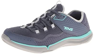 Teva Women's Refugio Water Shoe,Slate,5 M US