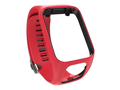 TomTom BV Golf Montre bracelet amovible 9reg. 001.00 Rouge Rouge L