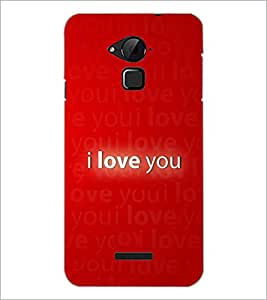 PrintDhaba Quote D-3847 Back Case Cover for COOLPAD NOTE 3 LITE (Multi-Coloured)
