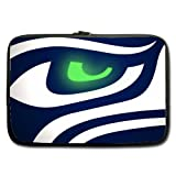 "Unidesign Seattle Seahawks 13"" 13.3"" Inch Laptop Sleeve Bag for Apple Macbook pro, air, Dell Inspiron, Vostro, Samsung, ASUS UL30, Toshiba Notebook at Amazon.com"