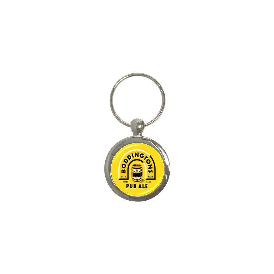 Boddingtons English Pub Ale Beer Logo New key chain