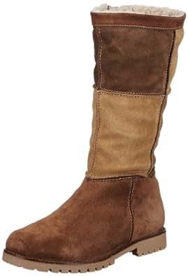 Caprice 9-9-26656-39, Damen Klassische Stiefel, Braun (BRN.SUEDE COMB 448), EU 36 (UK 3.5)