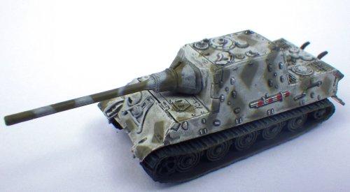 ドイツ軍 ヤクトティーガー 重駆逐戦車 ヘンシェルタイプ 冬季迷彩