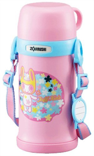 Zojirushi Thermal Stainless Vaccum Bottle 0.6 liter ( 20.2 oz. ) | SC-MB60-PP