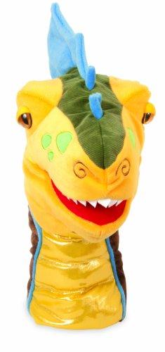 Manhattan Toys Prehistoric Pals Dave Dimetrodon - 1