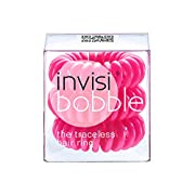 Invisibobble Traceless Hair Ring, Candy Pink