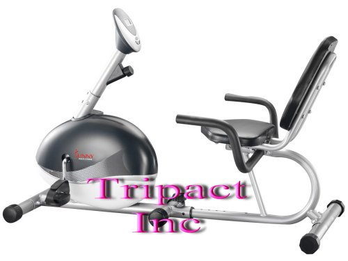 Sunny SF-RB801 Magnetic Recumbent Exercise Bike