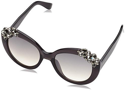 JIMMY CHOO Megan/S Ic 1VD 53 (53 mm), Occhiali da Sole Donna, Grau