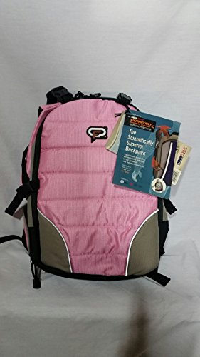 The Obus Forme Jam Packed Diaper Backpack -- Pink/Nomad
