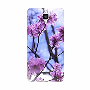 Fusion Gear Flowers Case for Xiaomi Mi4