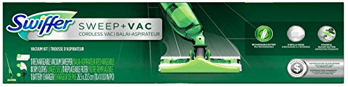 Swiffer Sweeper&Vac Starter Kit (Vacuum Starter Kit compare prices)