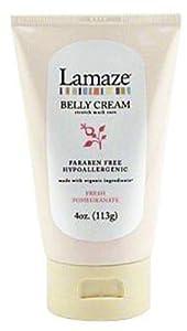 Lamaze Belly Cream, Fresh Pomegranate, 4 ounce Tube