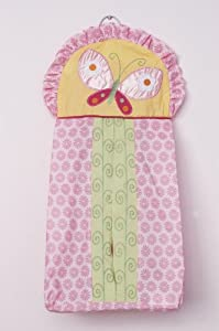 Kids Line Diaper Stacker - Tiger Lily