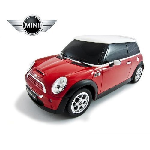 1 14 mini cooper s toy car rc remote control car b0055edo7m best deals with price comparison. Black Bedroom Furniture Sets. Home Design Ideas