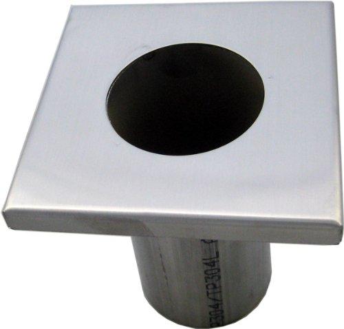 Umbrella Trim Ring - Stainless Steel (Bbq Island Umbrella Sleeve compare prices)