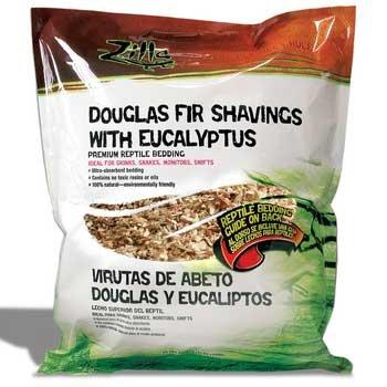 Zilla 11597 Douglas Fir Shavings  Eucalyptus