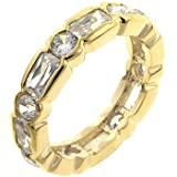 K Design Juliette Eternity Ring