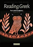 Reading Greek: Text and Vocabulary (0521698510) by Joint Association of Classical Teachers